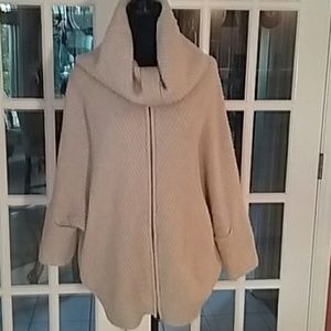 BCBGMAXAZRIA  sweater coat